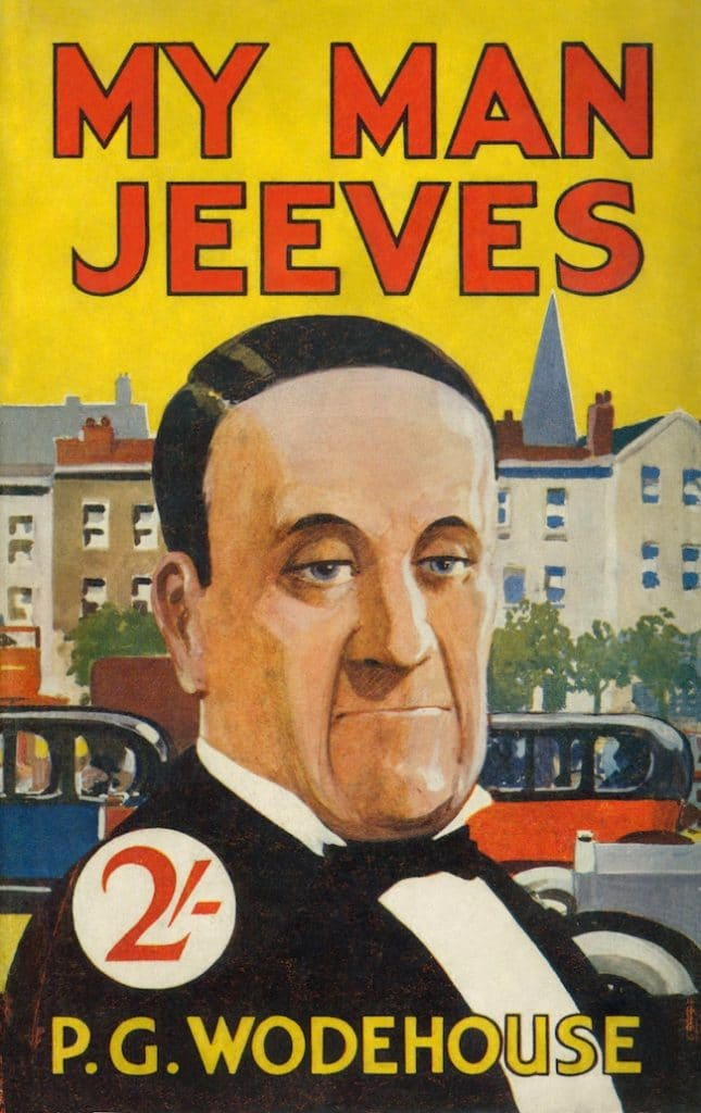 P. G. Wodehouse Un cocktail de bêtise