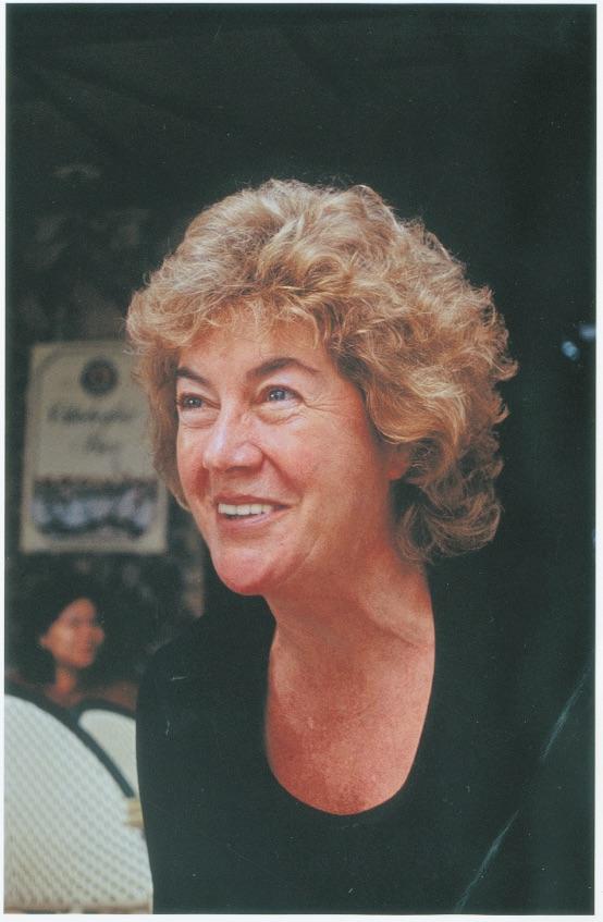 Nuala O'Faolain, L'histoire de Chicago May