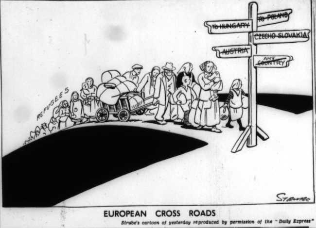 Diane Afoumado, Indésirables. 1938 : la conférence d'Évian et les réfugiés juifs