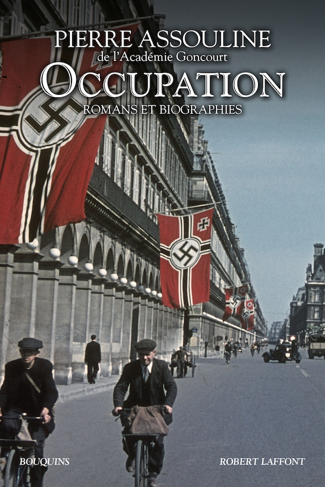 Pierre Assouline, Occupation.