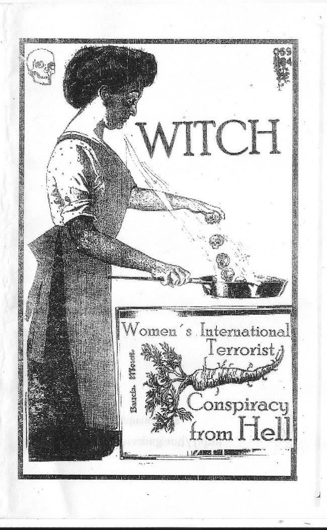 Mona Chollet, Sorcières. La puissance invaincue des femmes.