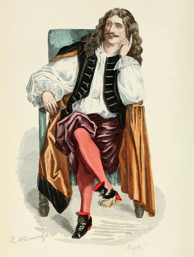 Georges Forestier, Molière