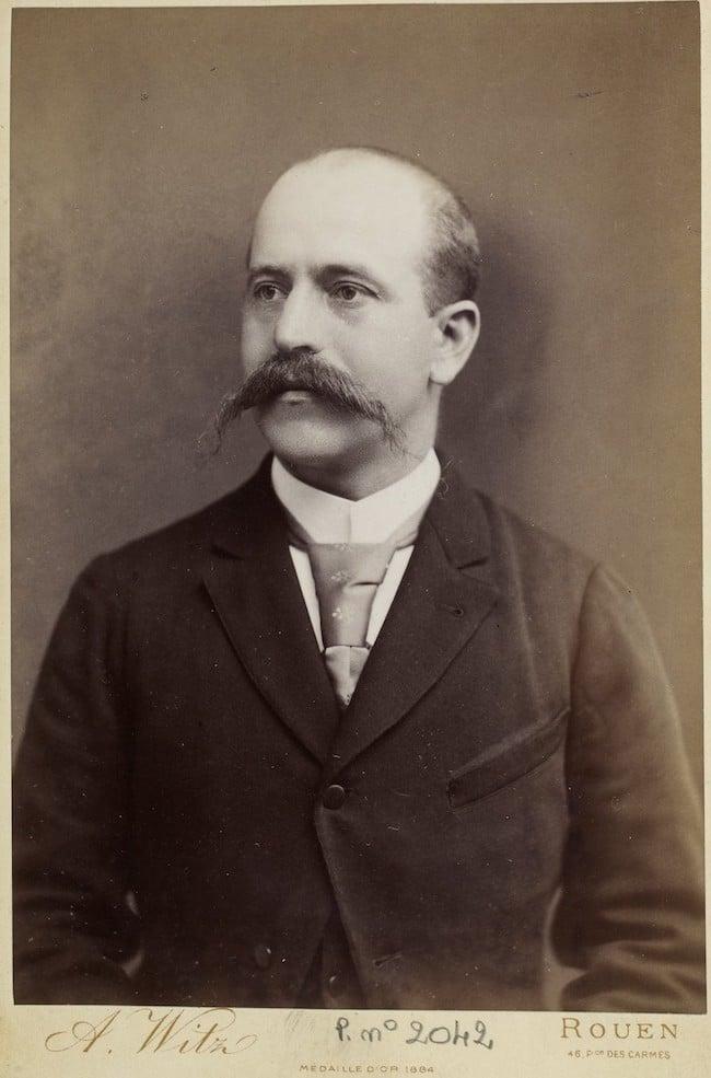 Albert Nebout
