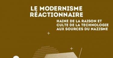 Jeffrey Herf, Le modernisme réactionnaire.