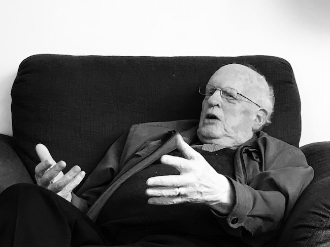 Entretien avec Jean-Pierre Lefebvre et Georges-Arthur Goldschmidt