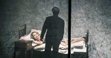 Le procès d'après Franz Kafka. Mise en scène de Krystian Lupa