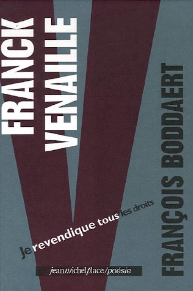 Hommages à Franck Venaille (2)