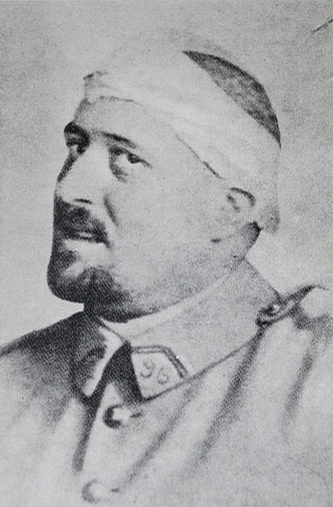 Franck Balandier, Apo