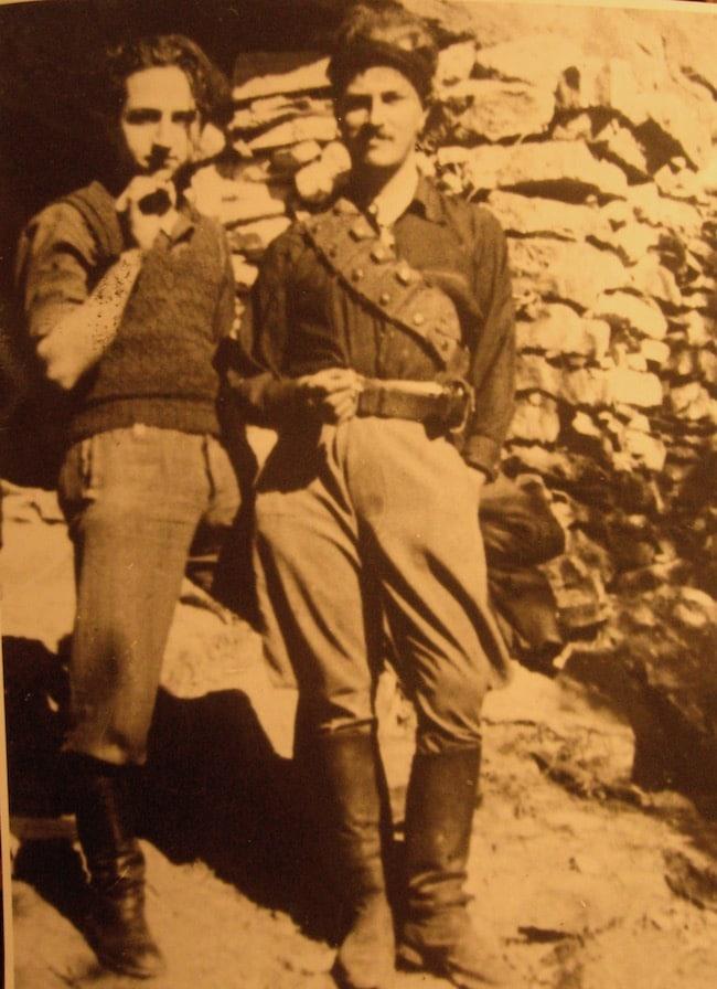Patrick Leigh Fermor, Mani. Voyages dans le sud du Péloponnèse