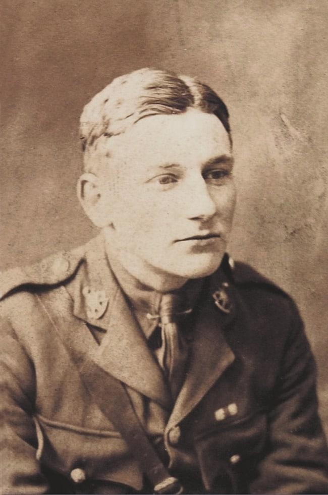 Edmund Blunden, La Grande Guerre en demi-teintes. Mémoires d'un poète anglais, Artois, Somme, Flandre (1916-1918)