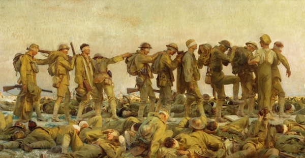 Edmund Blunden, La Grande Guerre en demi-teintes. Mémoires d'un poète anglais En attendant Nadeau