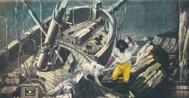 Daniel Defoe, Robinson Crusoé