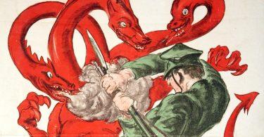 À l'est la guerre sans fin, 1918–1923