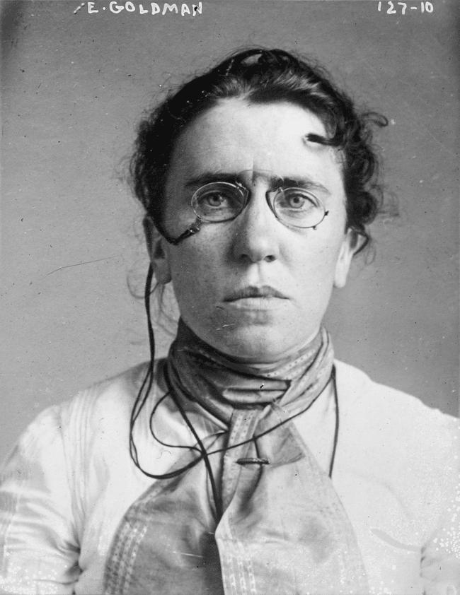 Emma Goldman, Vivre ma vie. Une anarchiste au temps des révolutions.