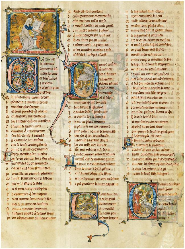 Lais du Moyen Âge. Récits de Marie de France et d'autres auteurs