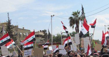 Franck Mermier (dir.), Écrits libres de Syrie. De la révolution à la guerre