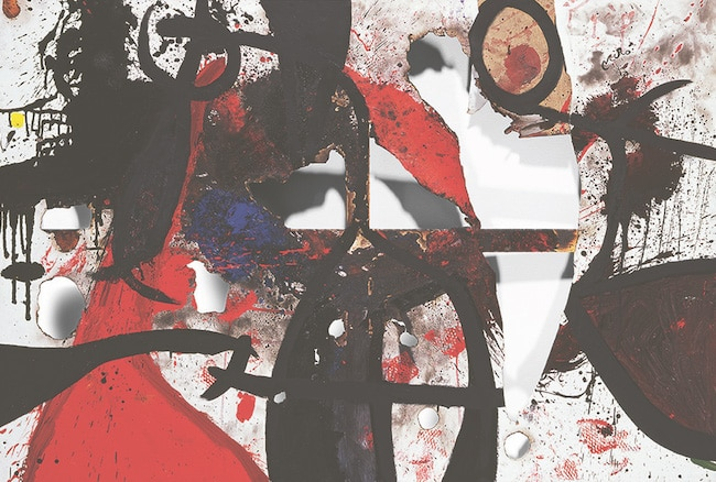 Miró. Grand Palais