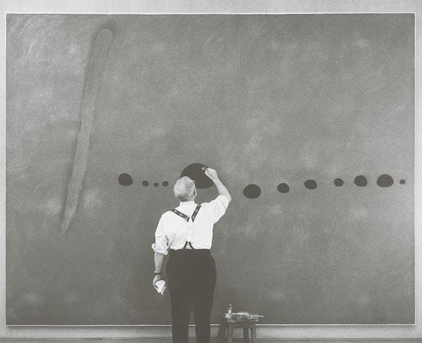 Exposition Miró. Grand Palais En attendant Nadeau