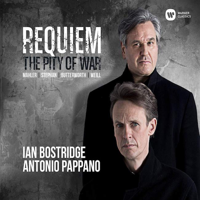 Requiem : The Pity of War. Ian Bostridge, ténor