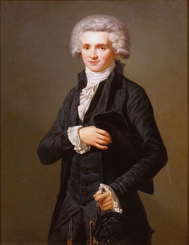 Marcel Gauchet, Robespierre