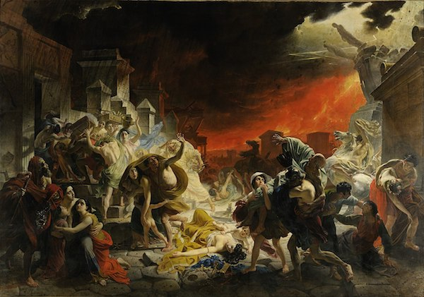 Kyle Harper, Comment l'Empire romain s'est effondré En attendant Nadeau