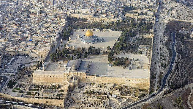 Jérusalem. Histoire, promenades, anthologie & dictionnaire.