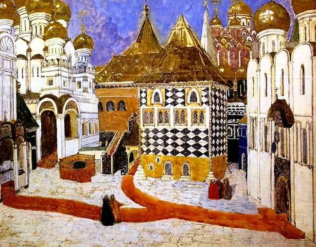 Maxime Ossipov, Après l'Éternité