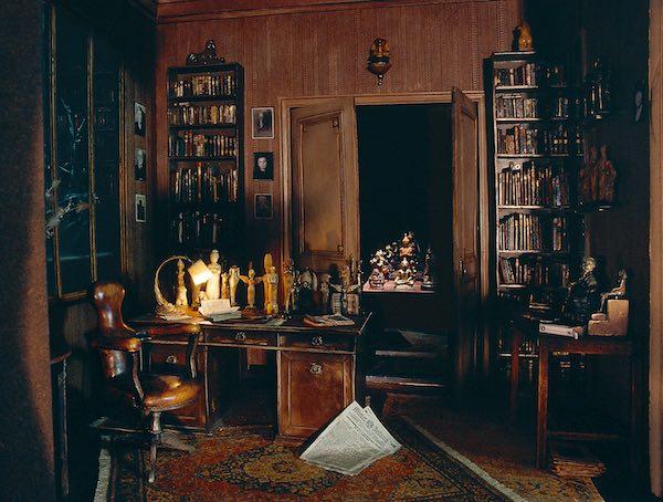 Exposition Sigmund Freud. Du regard à l'écoute. Musée d'art et d'histoire du Judaïsme