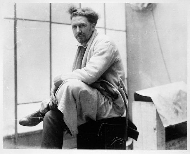 Pierre Rival, Ezra Pound en enfer
