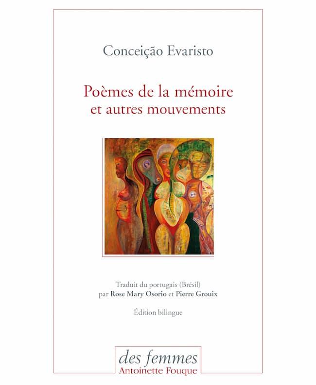 Conceição Evaristo, Poèmes de la mémoire et autres mouvements.