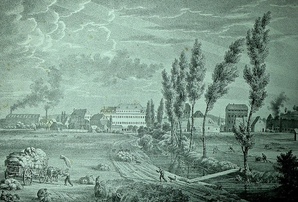 Audrey Millet, Vie et destin d'un dessinateur textile, d'après le Journal d'Henri Lebert (1794-1862)