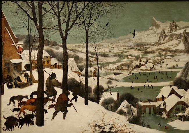 Alexis Metzger. L'hiver au Siècle d'or hollandais. Art et climat