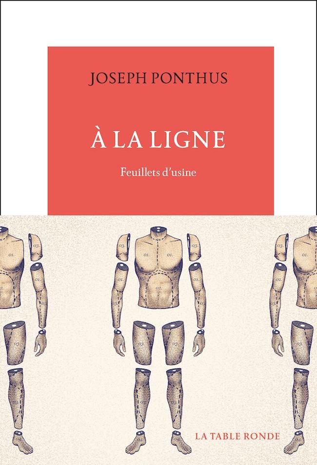 Joseph Ponthus, À la ligne. Feuillets d'usine