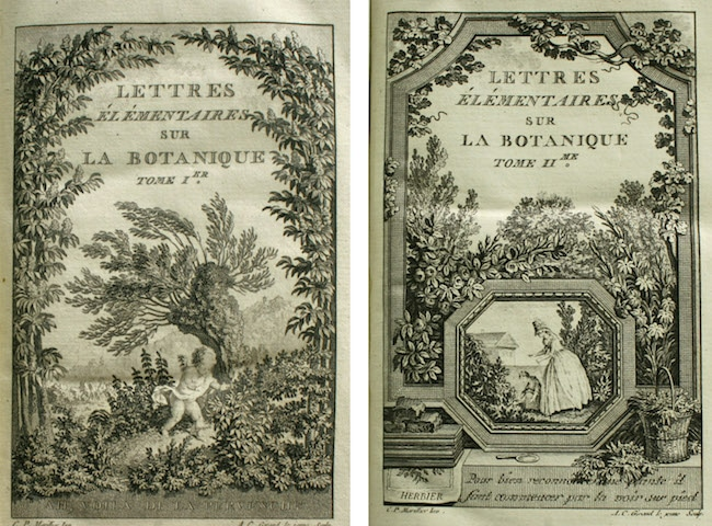 Marc Jeanson et Charlotte Fauve, Botaniste