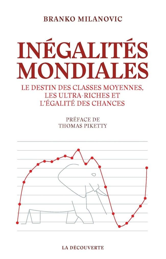 Branko Milanovic, Inégalités mondiales. Le destin des classes moyennes, les ultra-riches et l'égalité des chances