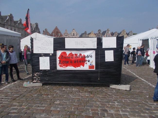 Salon du livre d'expression populaire et de critique sociale Arras