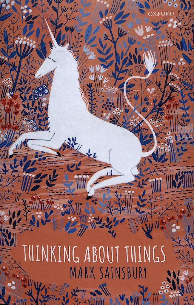 Mark Sainsbury, Thinking About Things