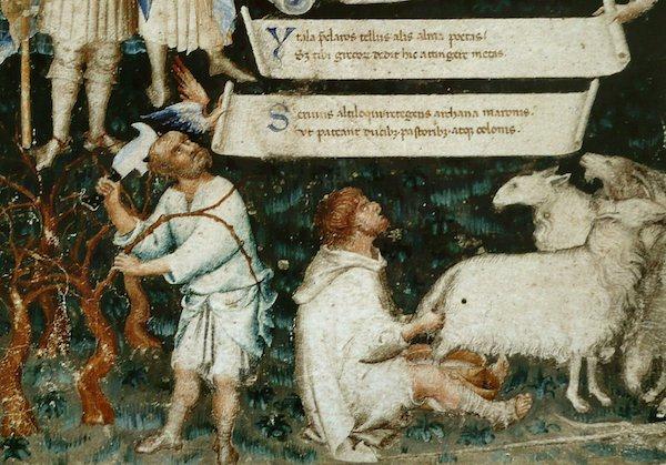 Le souci de la terre. Nouvelle traduction des Géorgiques de Virgile par Frédéric Boyer En attendant Nadeau