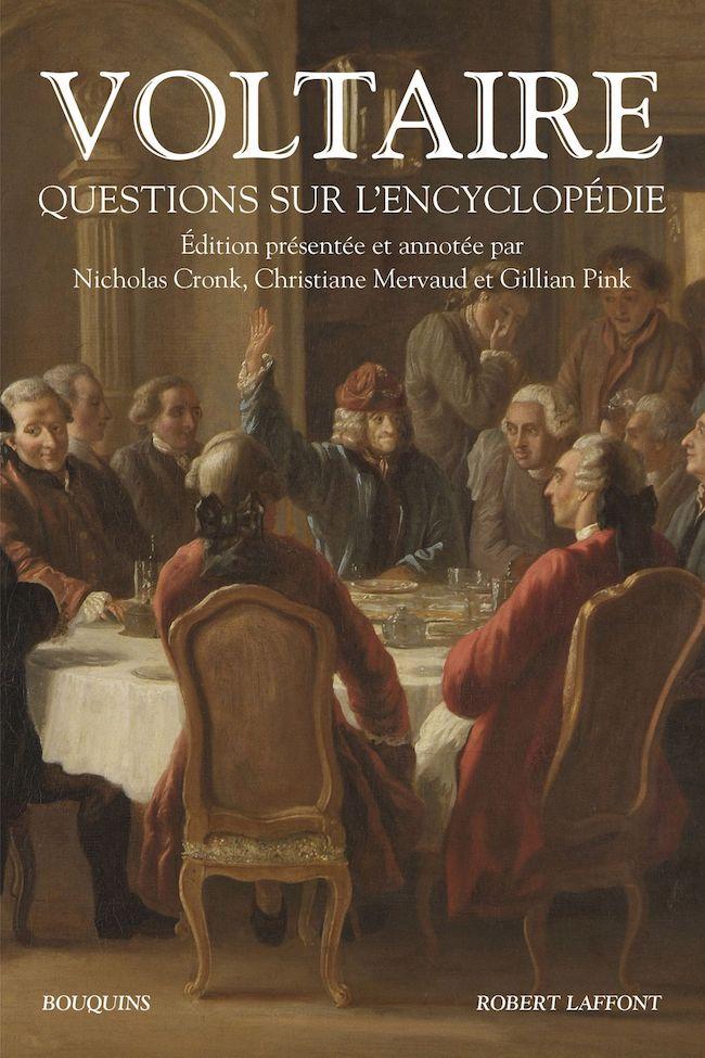 Voltaire, Questions sur l'Encyclopédie