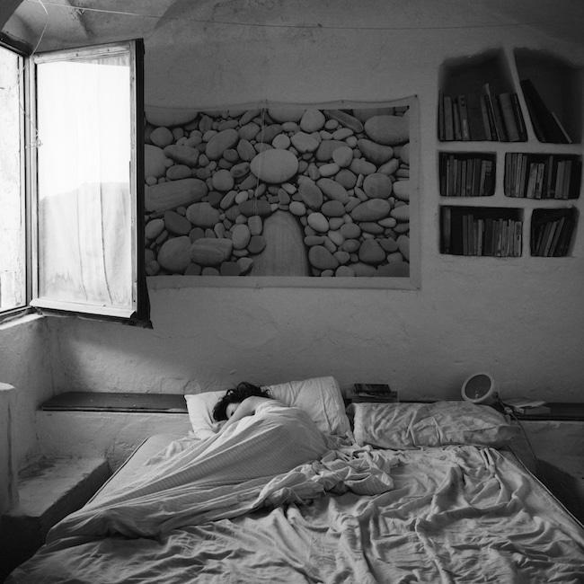 Leïla Sebbar, Dans la chambre