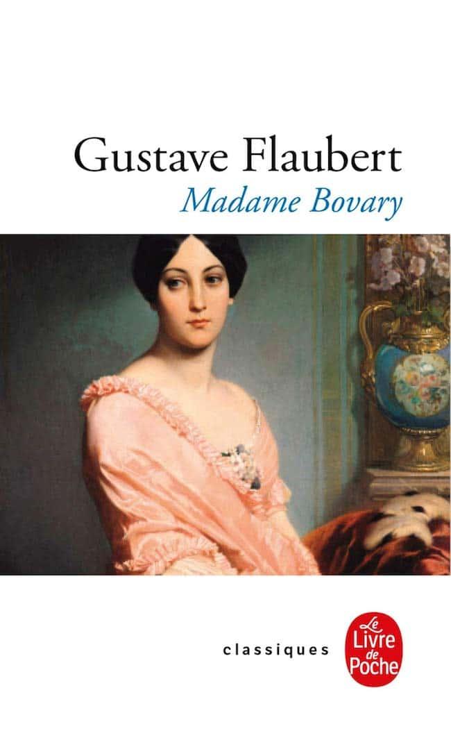 Gustave Flaubert, Madame Bovary Jacques Neefs En attendant Nadeau Le Livre de Poche