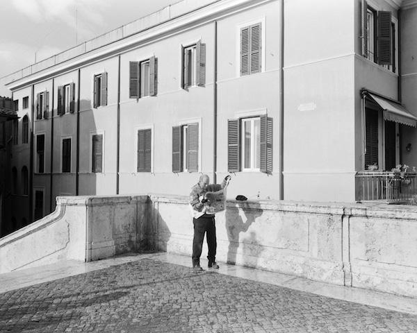 Leonardo Sinisgalli, Au pas inégal des jours En attendant Nadeau